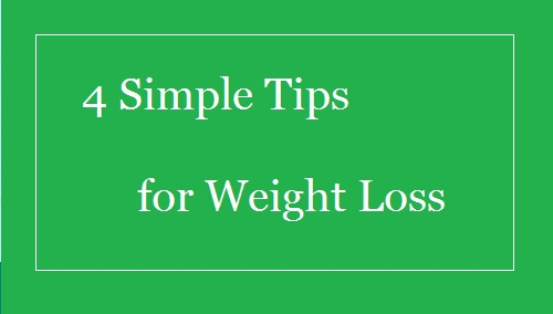 Weight Loss Doctors: 4 Tips for Weight Loss
